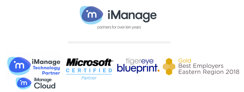 Tiger Eye iManage partners for over ten years
