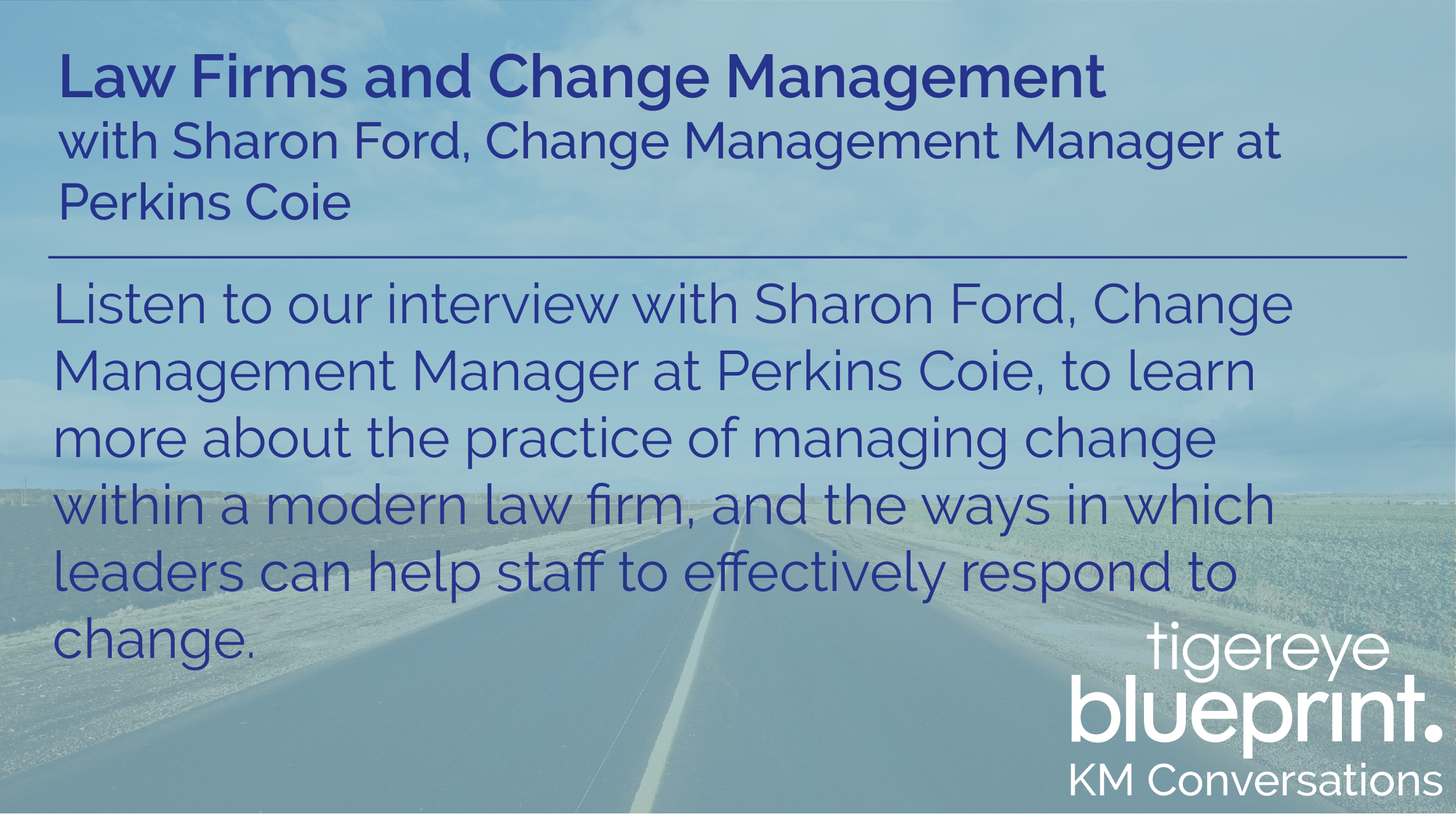 Law Firm Change Management Interview